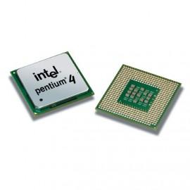 Processeur CPU Intel Pentium 4 HT 745 3Ghz 512Ko 800Mhz Socket PPGA 478 SL6WK Pc