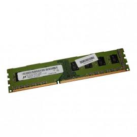 4Go RAM PC Bureau MICRON MT16JTF51264AZ-1G6M1 DDR3 PC3-12800U 1600Mhz 2Rx8 CL11
