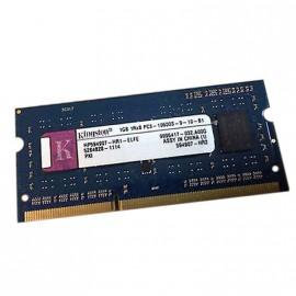 1Go RAM PC Portable KINGSTON HP594907-HR1-ELFE PC3-10600U DDR3 1333MHz 1Rx8 CL9