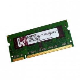 1Go RAM PC Portable KINGSTON KTD-INSP6000A-1G PC2-4200U 200-PIN DDR2 533MHz CL4