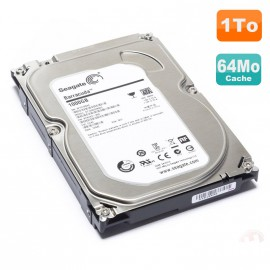 "Disque Dur 1To SATA 3.5"" Seagate Barracuda ST1000DM003 7200RPM 64Mo"