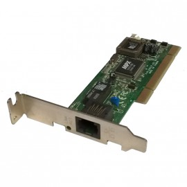 Carte Réseau Accton Cheetah PCI EN1207D-TX-WOL 1x Port Ethernet Low Profile
