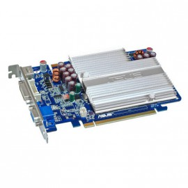 Carte Graphique ASUS NVIDIA GeForce 7300GT DDR2 512Mo PCI-e VGA DVI S-Video