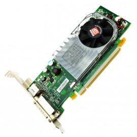 Carte Graphique Vidéo ATI Radeon HD3450 128Mo DDR2 SDRAM PCI-E DMS-59 S-Video