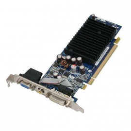 Carte Graphique ASUS GeForce 6200LE 256Mo DDR SDRAM PCI-E DVI VGA TV-Out