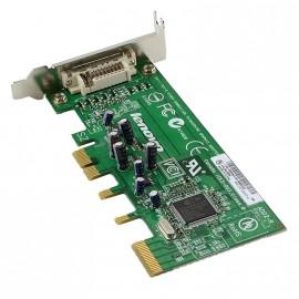 Carte Adaptateur vidéo DVI-I PCI-E LENOVO ADD2-R double écran Low Profile