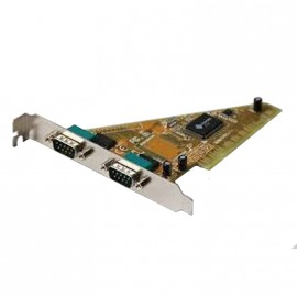 Carte PCI 2 Ports RS-232 Série DB9 e227809 PC