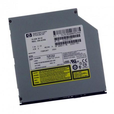 Lecteur CD-ROM SLIM PC Portable IDE Series LG Hitachi CRN-8245B Format SFF