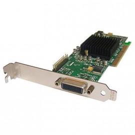Carte Graphique MATROX G550 AGP 32Mo DDR SDRAM G55MADDA32DBF DUAL VGA 360Mhz