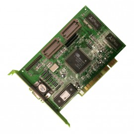 Carte Graphique Video CIRRUS LOGIC FQI54X62L PCI CL-GD5440-J-QC-B