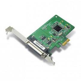 Carte PCI-E EXPRESS Série 2 Ports RS232 DB9 Moxa CP-102EL sans cable