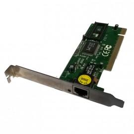 Carte Réseau HT-100TX 890415010924 Ethernet 10/100Mbps PCI 1x RJ45
