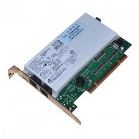 Carte Modem 56K MultiTech MT5634ZPX-PCI V9.2 DATA FAX PCI IBM FRU 80P4702