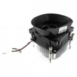 Ventilateur Radiateur CPU Genuine Dell Optiplex 3010 SFF Heatsink Fan 00KXRX 8cm