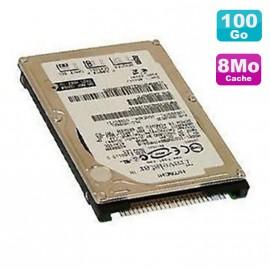 "Disque Dur PC Portable 100Go IDE 2.5"" Hitachi Travelstar HTS421210H9AT00 4200RPM"