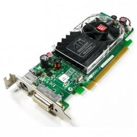 Carte Graphique ATI Radeon HD2400XT 256Mo DDR2 PCI-E DMS-59 S-Video Low Profile