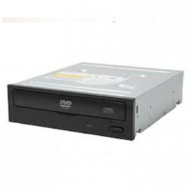 """Lecteur DVD Interne 5.25"""" Phillips Lite-On DH-16D3P SATA 48x/16x Noir PC Bureau"""