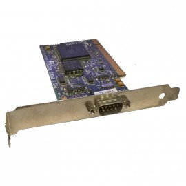 Carte PCI Série 1 Port RS232 Brain Boxes CC-246/235 Sans Câble