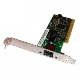 Carte Réseau DELL 08G779 10/100Mbps 32-Bits PCI 1x Port Ethernet RJ45 A64089-004
