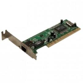 Carte Réseau REALTEK GQ968 52-0000326-01 10/100Mbps PCI 1x Port Ethernet RJ45