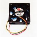Ventilateur Fan Cooler SUPERRED CHD6012ES-A 6cm 3-Pin 25P6220 88P6993 Lenovo IBM