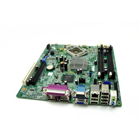 Carte Mère MotherBoard DELL Optiplex 760 SFF DDR2 Socket 775 0F733D M863N T673K