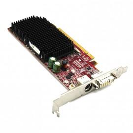 Carte Graphique ATI Radeon X1300 256Mo PCI-E DMS-59 S-Video 102A9240 0HJ513