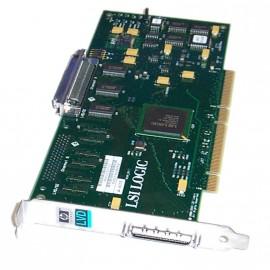 Carte Adaptateur SCSI HP A6828-60001 LSI8955-66 LVD Ultra160 PCI ZX6000 C8000