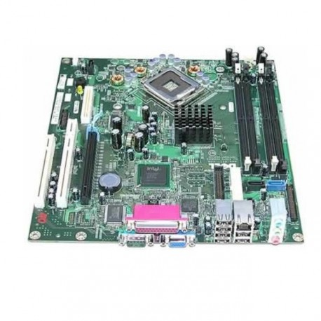 Carte Mère MotherBoard DELL Optiplex 620 DT DDR2 Socket 775 0F8096 FH884 HJ781