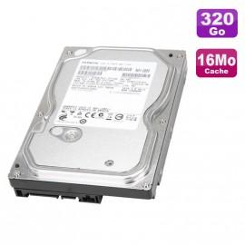 """Disque Dur 320Go SATA 3.5"""" Hitachi GST Deskstar 7K1000.C HDS721032CLA362 5700RPM"""