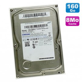 "Disque Dur 160Go SATA 3,5"" SAMSUNG Electronics SpinPoint HD160HJ 7200RPM 8Mo"