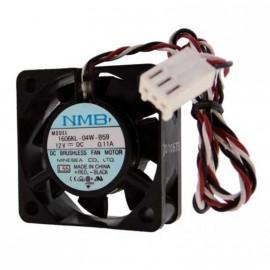 Ventilateur NMB 1606KL-04W-B59 DC 12V Fan 0.085A 1.02W 3-Pin 40x40x15mm Fil 30cm