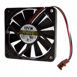 Ventilateur AVC C7015B12M DC 12V 3-Pin Square Cooling Fan 70x70x15mm Fil 15cm