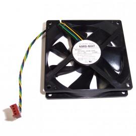 Ventilateur NMB-MAT 3610RL-04W-S66 392185-001 DC 12V Fan 4Pin HP DC5100 7600 SFF