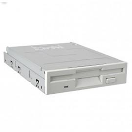 """Lecteur Disquette Floppy Disk Drives SAMSUNG SFD-321B 3.5"""" Internal 1.44Mo Blanc"""