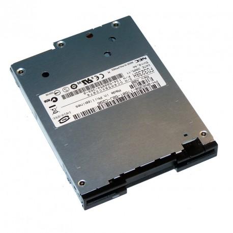 Lecteur Disquette Floppy Disk Drive Slim NEC FD3238H 0N8360 Noir Internal 1.44Mo
