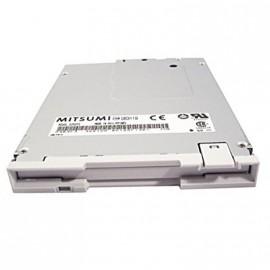 Lecteur Disquette MITSUMI D353F3 Caddy Sff Slim Floppy Disk Blanc Internal 1.4Mo