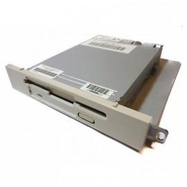 Lecteur Disquette TEAC FD-235HG Caddy Floppy + Adaptateur 5.25 122138-003 Blanc