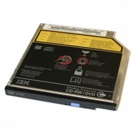 Lecteur SLIM DVD-ROM PC Portable IDE IBM Panasonic UJDA770 FRU 39M3563 SFF