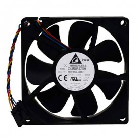Ventilateur Delta DELL 89R8J-A01 QUR0812SH DC 12V 5-Pin 80x80x25mm Optiplex 3020