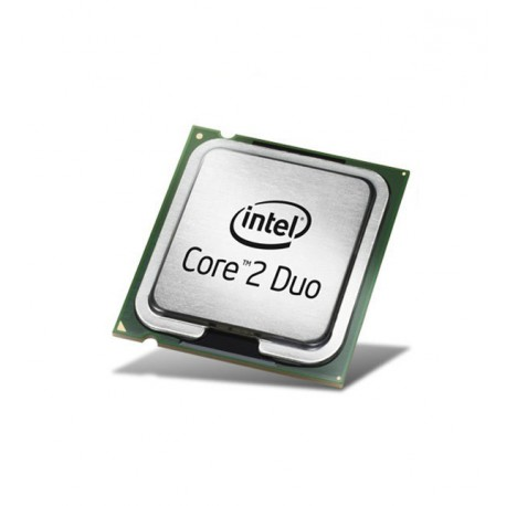 Processeur CPU Intel Core 2 Duo E7400 2.8Ghz 3Mo 1066Mhz Socket LGA775 SLB9Y