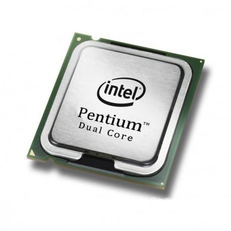Processeur CPU Intel Pentium Dual Core E5300 2.6Ghz 2Mo 800Mhz LGA775 SLGTL Pc