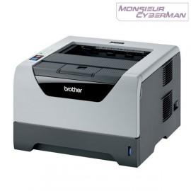 Imprimante Laser Réseau Brother HL-5350DN Recto/Verso ! Toner USB2 Parallele
