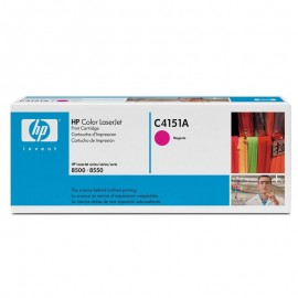 Cartouche Toner C4151A HP Original LaserJet Color 8500/8550 Serie ROUGE Encre