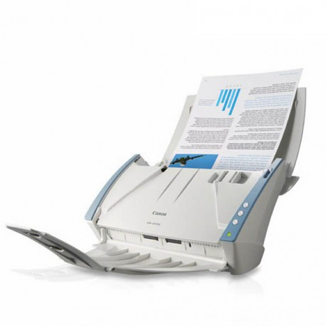 Scanner Vertical Canon DR-2010C GED Couleur Recto/Verso Chargeur Documents