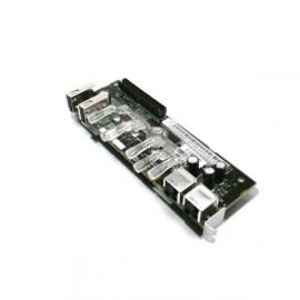 Carte Front Panel USB Audio LED Button Power 0MJ047 DELL Optiplex 620 Tour
