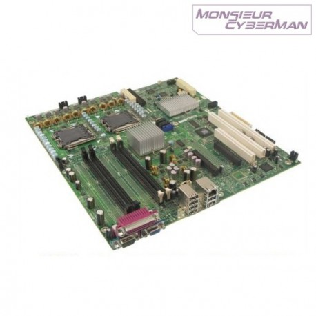 Carte Mère Serveur Dell PowerEdge SC1430 MotherBoard Double Socket 771 DDR2