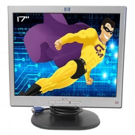 """Ecran PC Pro 17"""" HP L1702 P9621D TFT Câble VGA intégré 1280x1024 VESA 43cm"""
