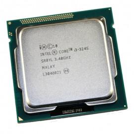 Processeur CPU Intel Core I3-3245 3.4Ghz 3Mo 5GT/s LGA1155 Dual Core SR0YL