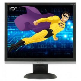 """Ecran PC Pro 19"""" VIEWSONIC VA916g VS11886 LCD TFT TN VGA VESA 48cm 1280x1024"""